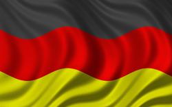 Almanya Vizesi Bayrak