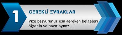 GEREKLİ EVRAKLAR