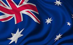 Avustralya Vizesi Bayrak