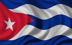 Küba Vizesi Bayrak