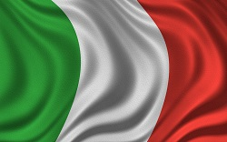 İtalya Vizesi Bayrak
