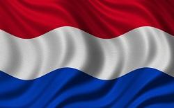 Hollanda Vizesi Bayrak