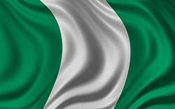 Nijerya Vizesi Bayrak